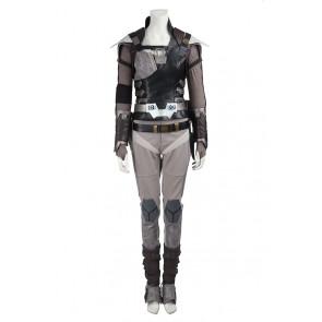 Star Trek Beyond Jaylah Cosplay Costume