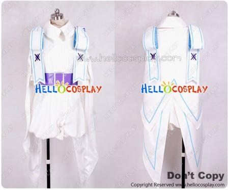 Macross Frontier Cosplay The False Diva Sheryl Nome White Rabbit Costume