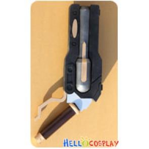 Tales Of Xillia 2 Cosplay Alvin Gun Weapon Prop