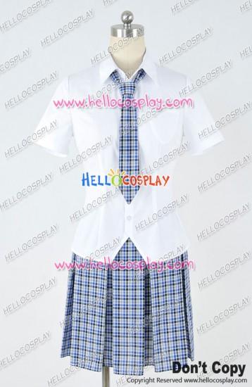 Riddle Story Of Devil Cosplay Tokaku Azuma School Uniform Costume