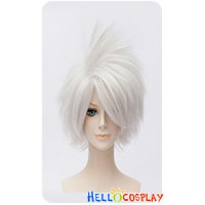 Naruto Kakashi Hatake Cosplay Wig