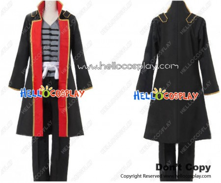 Gintama Cosplay Kiheitai Shinsuke Takasugi Costume