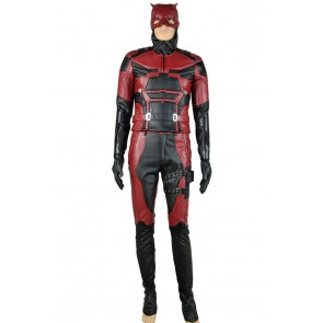 Daredevil Matt Murdock Cosplay Costume Uniform