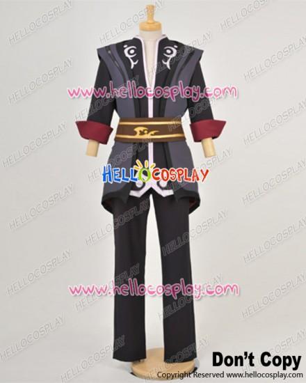 Tales Of Vesperia Cosplay Yuri Lowell Uniform Costume