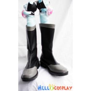 Gundam 00 Cosplay Shoes