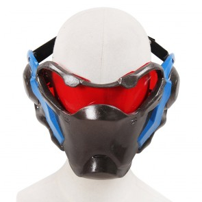 Overwatch Cosplay Soldier 76 Mask Prop B Ver