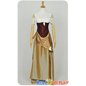 The Phantom Of The Opera Christine Daaé Formal Dress Cosplay Costume
