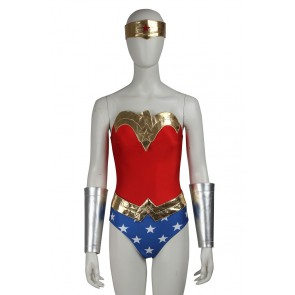 Wonder Woman Princess Diana of Themyscira Cosplay Costume