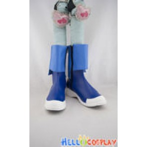 Gundam Seed Cosplay Shoes Kira Boots