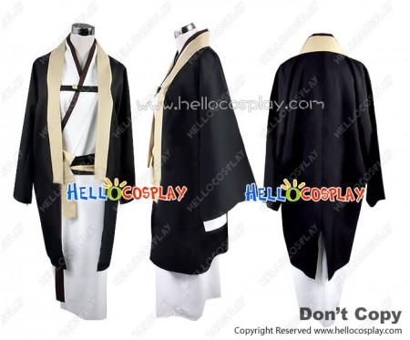 Hakuouki Cosplay Kazama Chikage Costume Kimono