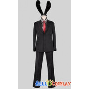 Inu x Boku SS Miketsukami Soushi Cosplay Costume Suit