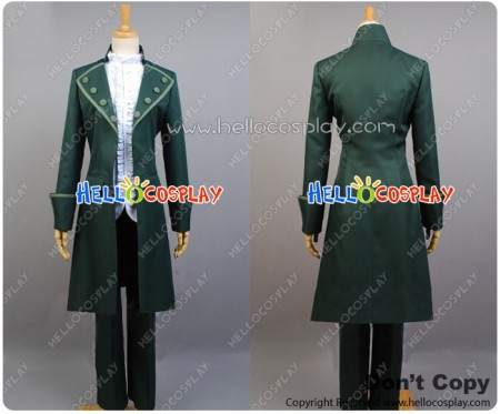K Anime Cosplay Adolf K Weitzman Costume