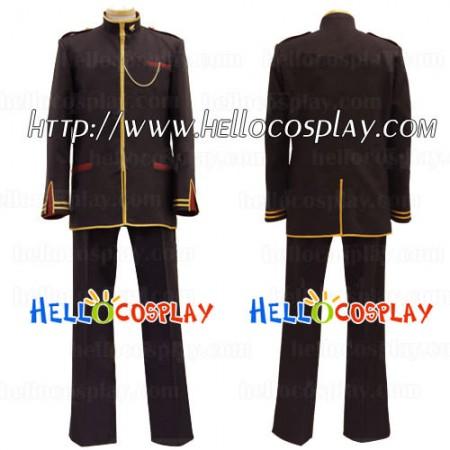 Fortune Arterial Cosplay School Boy Uniform