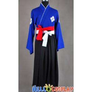 Samurai Champloo Jin Cosplay Costume Kimono