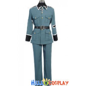 Hetalia: Axis Powers Germany Military Uniform