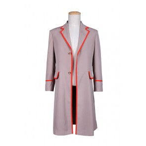 The 5th Doctor Fifth Dr Coat Purchase This Costume