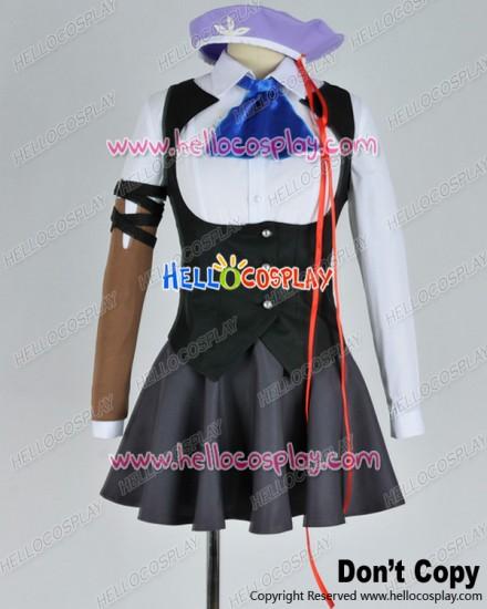 Unbreakable Machine Doll Cosplay Charlotte Belew Uniform Costume