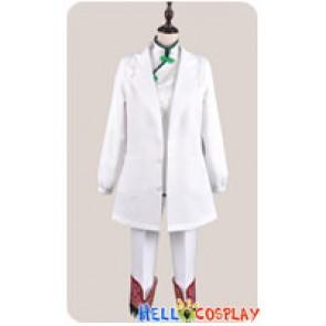 Hōzuki No Reitetsu Cosplay Hakutaku White Initial Costume