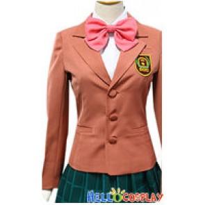 Tonari No Kaibutsu Kun Cosplay Natsume Asako Girl Uniform
