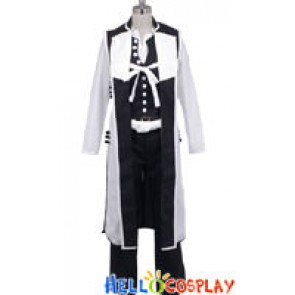 Hakuouki Shinsengumi Kitan Harada Sanosuke Cosplay Costume