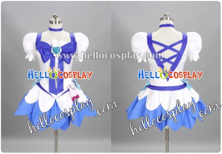 HeartCatch PreCure Cosplay Super Cure Moonlight Costume