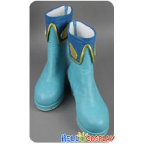 Tsubasa Reservoir Chronicle Cardcaptor Sakura Cosplay Syaoran Short Boots