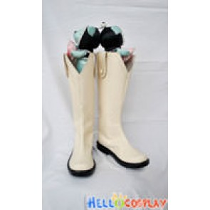 Mawaru-Penguindrum Cosplay Himari Takakura Boots