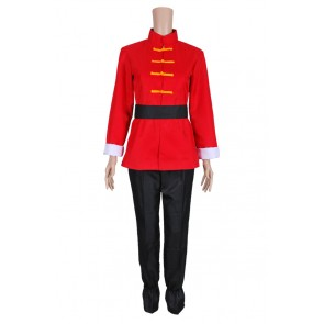 Ranma 1/2 Cosplay Boy Part Saotome Costume
