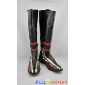 Dynasty Warriors Cosplay Liubei Boots