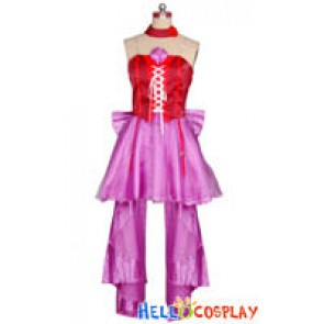 Macross Frontier Cosplay Sheryl Nome Dress
