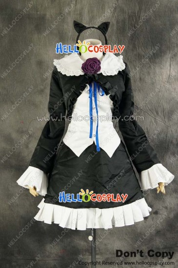 Oreimo My Little Sister Can't Be This Cute Cosplay Kuroneko Uniform Costume