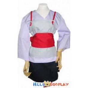 Naruto Temari Cosplay Costume