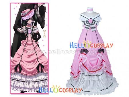 Black Butler Kuroshitsuji Ciel Phantomhive Dress