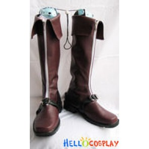 Touhou Project Cosplay Renko Usami Boots