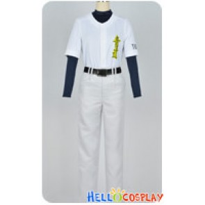Ace Of Diamond Cosplay Eijun Sawamura Baseball Uniform Costume