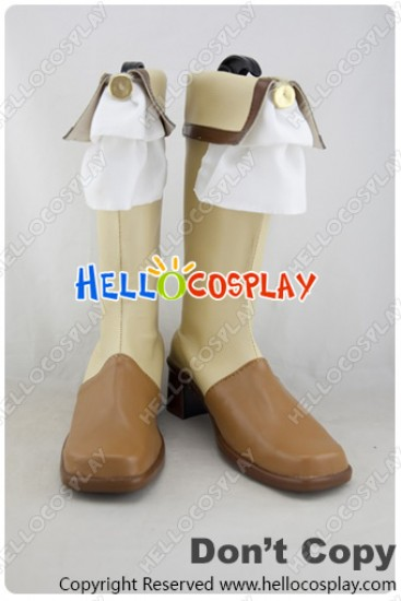 Love Live School Idol Project Field Of View Cosplay Umi Sonoda Boots