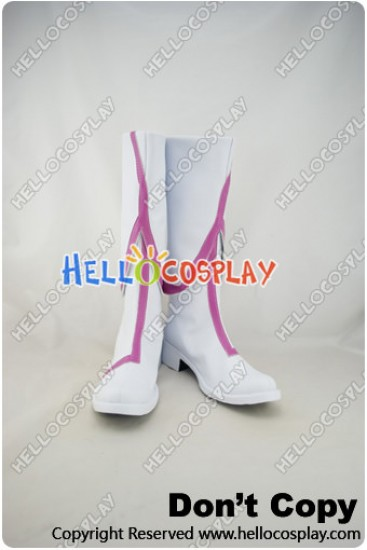 Vocaloid 2 Infinite Labyrinth Cosplay Shoes Miki Boots