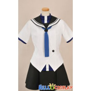 Kampfer Cosplay School Girl Outfit Uniform