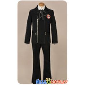 Shin Megami Tensei Persona 3 Cosplay Makoto Yuuki Boy Uniform Costume