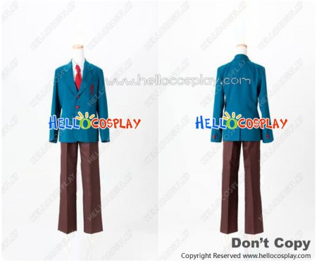 Suzumiya Haruhi Cosplay North High School Boy Uniform Costume