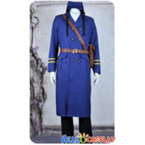 Axis Powers Hetalia APH Cosplay Sweden Berwald Oxenstierna Costume