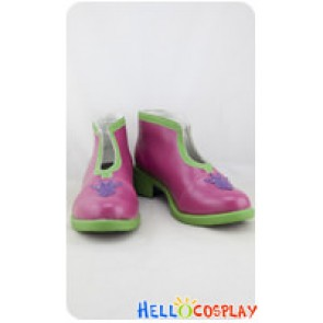 JoJo's Bizarre Adventure Cosplay Pannacotta Fugo Shoes