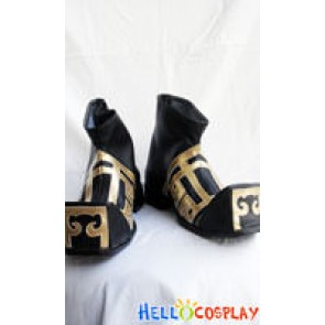 Dynasty Warriors Cosplay Cao Cao Shoes