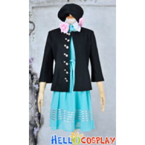 Amnesia Cosplay Heroine Costume Dress