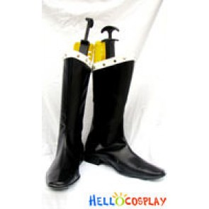 Mathias Cronqvist Cosplay Boots From Castlevania