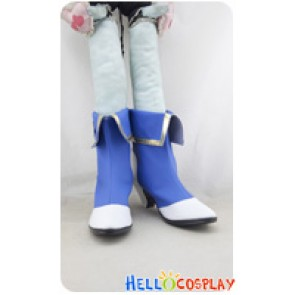 The Idolmaster Cosplay Shoes 765 Idols Haruka Amami Short Boots