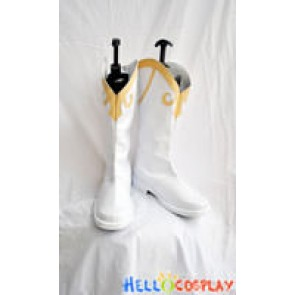 The Legend Of Sun Knight Cosplay Grisia Sun Boots