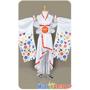Vocaloid 2020 The 32nd Games Of The Tokyo Olympic Cosplay Hatsune Miku Kimono Costume