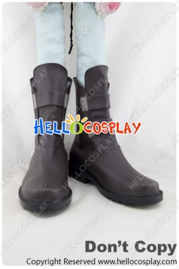Arpeggio Of Blue Steel Cosplay Shoes Maya Short Boots
