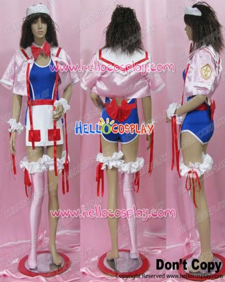 Code Geass Cosplay Shirley Fenette Maid Uniform Costume